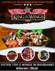 King of the Wings